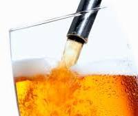 Bière pression (25cl) ou  Verre de Vin